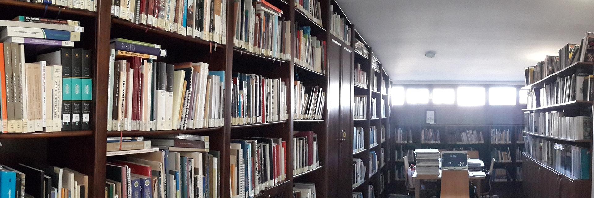 2018 yılında Bilgi Belge Merkezinde 1000 kitap daha!