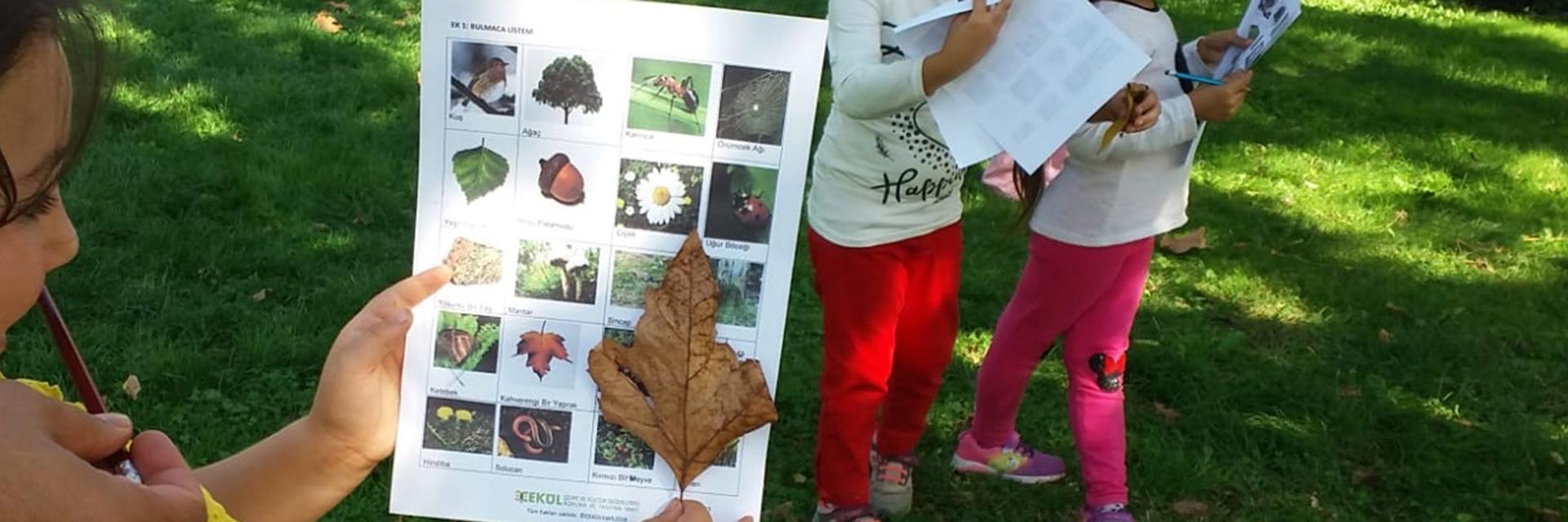 Ağaçların Diliyle Kentim Programı Tamamlandı