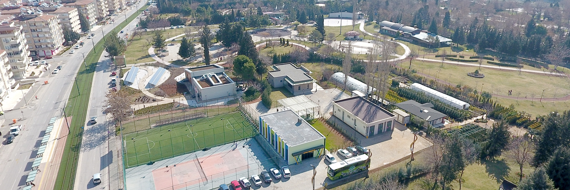 Gaziantep'te Nefes Alan Bir Bina: Ekolojik Bina