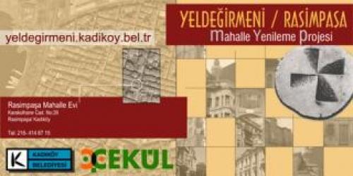 Kadiköy'ün Tarihi Yeldeğirmeni Mahallesi Canlanıyor