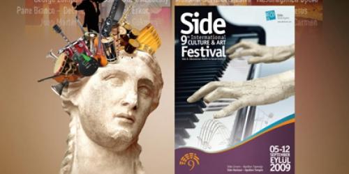 Side sanat, tarih ve kültürle buluşuyor...