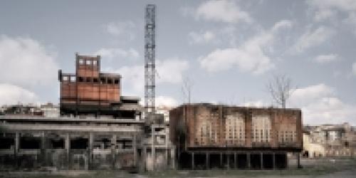 Endüstri Mirası Yapısı 'Hamursuz Fırını' Kapılarını İlk Kez Bir Sergi İçin Açtı