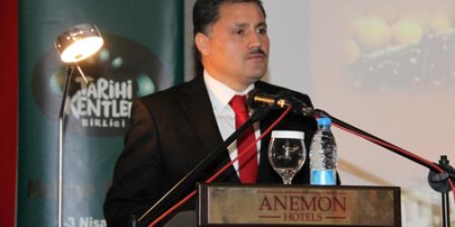 Tarihi Kentler Birliği, 2011'in ilk seminerini Malatya'da yaptı