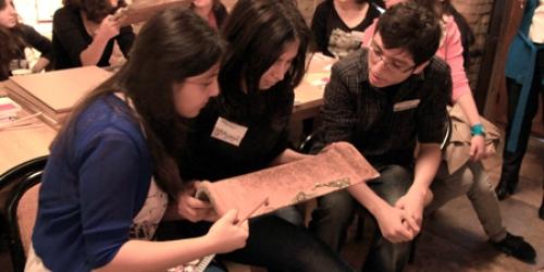 Yapıların Diliyle İstanbul Eğitimi iki lisenin katılımıyla yapıldı