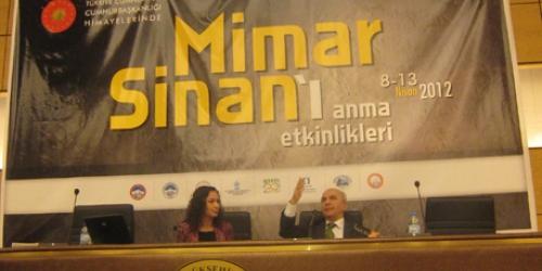 Mimar Sinan'ın büyük ustalığına saygıyla…