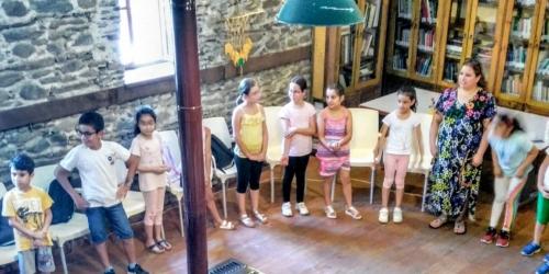 Birgi ÇEKÜL Evi Yaz Okulu Başladı