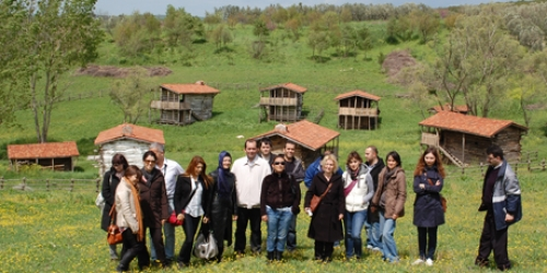 Arkeolojik alanlarda yönetim planı ve arkeopark uygulamaları