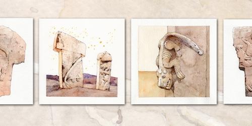 Göbeklitepe ÇEKÜL Miras Koleksiyonunda!
