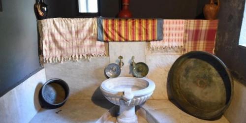 Havran Kent Müzesi ziyarete açıldı