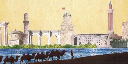 İpek Yolu Kentleri Antalya'da Buluşuyor