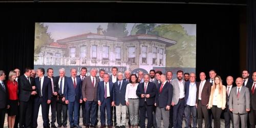 Özendirme Yarışması Ödülleri YAPEX Fuarında Verildi