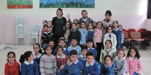 Eğitim Birimi'nden doğa temalı atölyelere devam…