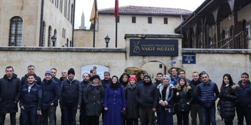 Tarihi Bir Kenti Korumak: Gaziantep