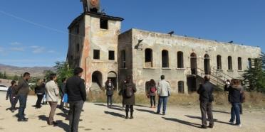 Merzifon'da kültürel koruma