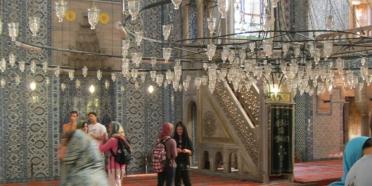 Syracuse Üniversitesi Öğrencileri Mimar Sinan'la Tanıştı