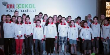 Kültür Elçileri son yılında Antep'ten seslendi