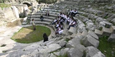 Ege'de Milas Karadeniz'de Samsun Kültür Elçileri Yetişti