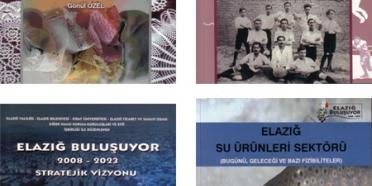 Elazığ Kent Kimliğini Yayınlarına Yansıtıyor
