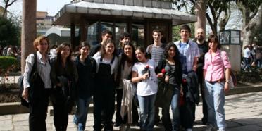 'Yapıların Diliyle İstanbul' 2010 Eğitimleri Başarıyla Tamamlandı