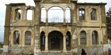 Mecitözü'ndeki restorasyonlar devam ediyor