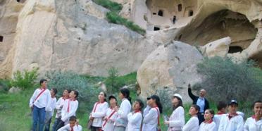 On Yedi Kentte 360 Kültür Elçisi Yetişti