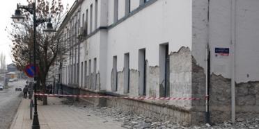 Kars'taki Baltık Mimarisi Koruma Altında