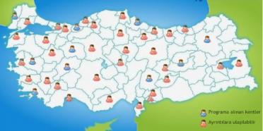 İç Anadolu'da Kültür Elçileri'nin Sayısı Artıyor