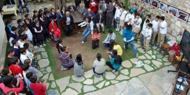 ÇEKÜL Vakfı 20. yılını Milas'ta kutladı
