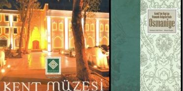 Osmaniye'den iki kitap