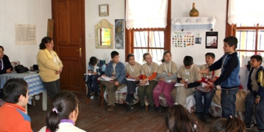 Egeli Birgi'de 'Kentler Çocuklarındır' Eğitimi