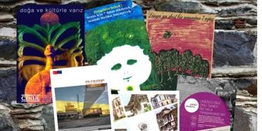 Doğal ve Kültürel Mirasın Grafik Yolculuğu