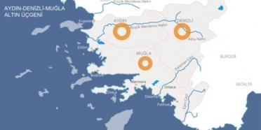 Altın Üçgen: Aydın-Denizli-Muğla İşbirliği Planı