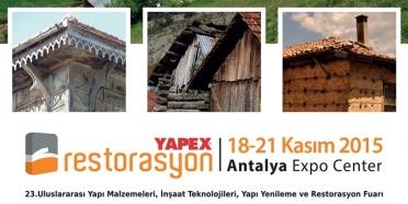 Kırsal mirasın geleceği YAPEX fuarında!
