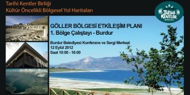 Göller Bölgesi Etkileşim Planı Çalıştayı