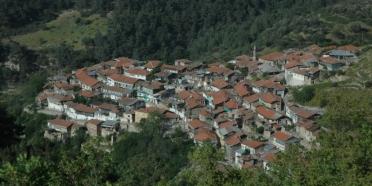 Darkale Köyü örnek köy olma yolunda