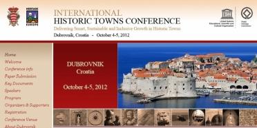 Uluslararası Tarihi Kentler Konferansı