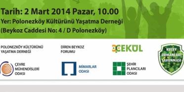 Polonezköy'ün Geleceğini Konuşuyoruz