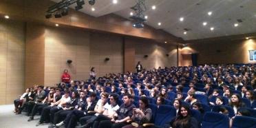 Fenerbahçe Koleji öğrencileri 7 Ağaç ile tanıştı