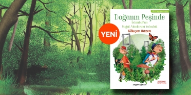 İstanbul'un Doğal Alanları Kitabı Çıktı