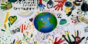 Dünyanın tüm çocukları mutlu olsun!