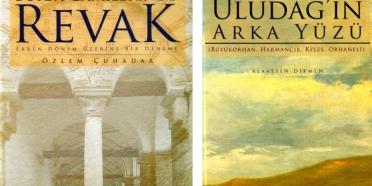 Bursa'dan üç yeni kitap:  Bursa Kaynakçası, Revak, Malik Aksel Tabloları Sergi Kataloğu