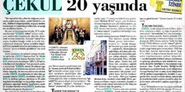 Oktay Ekinci / Cumhuriyet Gazetesi