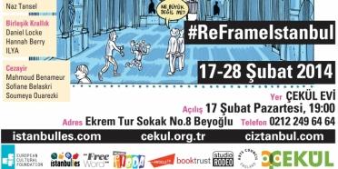 ReFrame (YeniKadraj) Sergisi ÇEKÜL Evi'nde