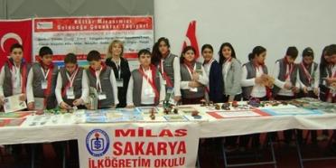 Milas Kültür Elçileri'nin İlk Etkinliği Tarım Fuarı