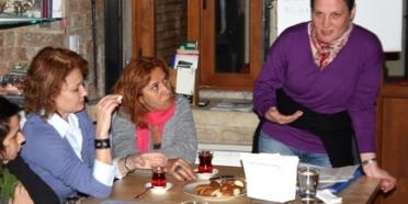 Gönüllü Buluşmasında Müzecilik Ve Arkeoloji Anlayışını Konuştuk