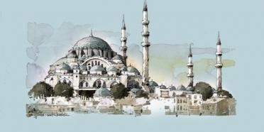 Taşlar, kubbeler, hikâyeler ve Mimar Sinan