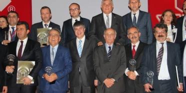 Özendirme Ödülleri YAPEX Restorasyon Fuarında verildi