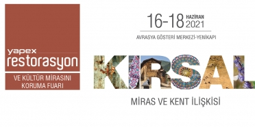 """YAPEX Fuarı """"Kırsal Miras ve Kent İlişkisi"""" Teması ile İstanbul'da"""