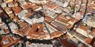 Tarihi Kemeraltı UNESCO Geçici Listesinde