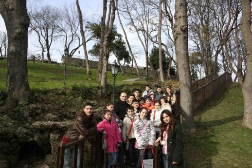 Ağaçların Diliyle İstanbul